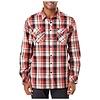 5.11 Tactical Peak Long Sleeve Shirt -  Oxide Red Plaid