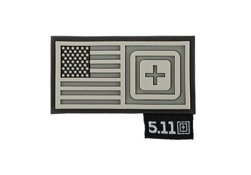 5.11 Tactical Short Stack Patch- Multi