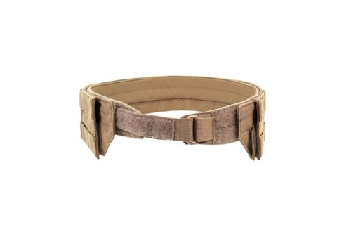 Warrior Low Profile Molle Belt - Coyote Tan