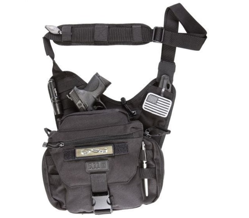 PUSH Pack 6L - Black