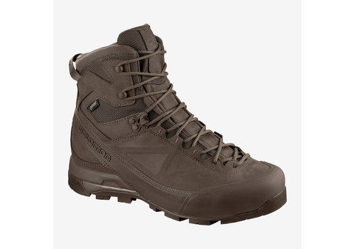 Salomon X Alp MTN GTX Forces - Slate Black