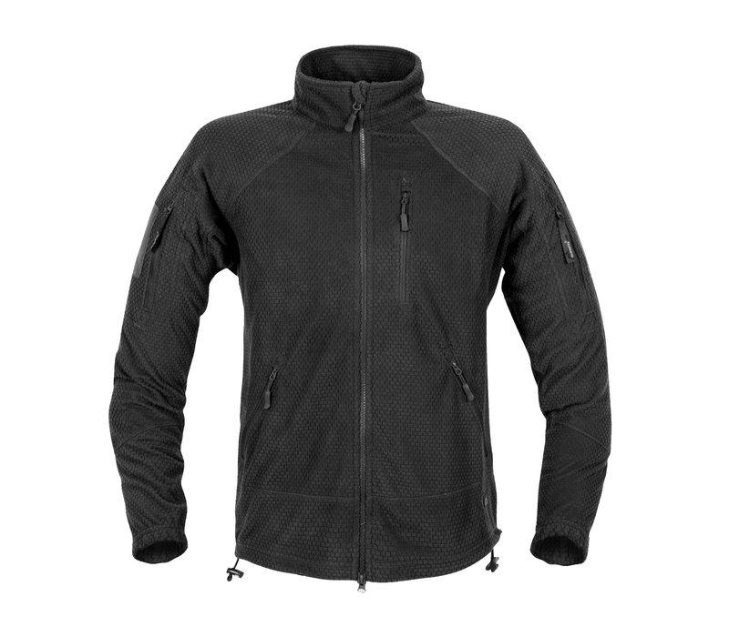 Alpha Tactical Jacket - Black