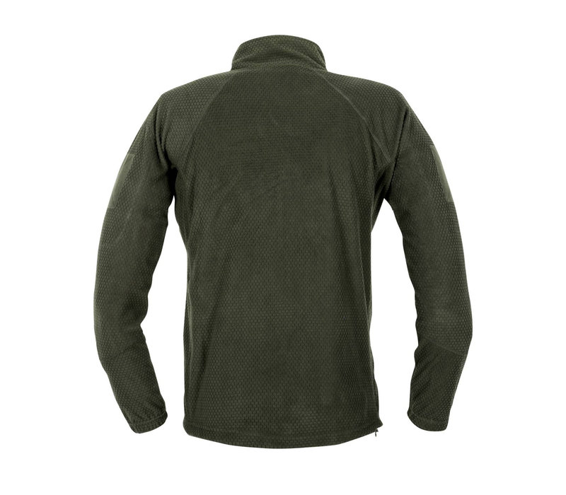 Alpha Tactical Jacket - Olive