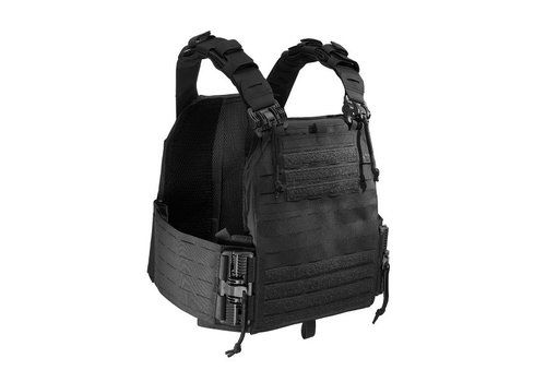 Tasmanian Tiger TT Plate Carrier QR LC- Black