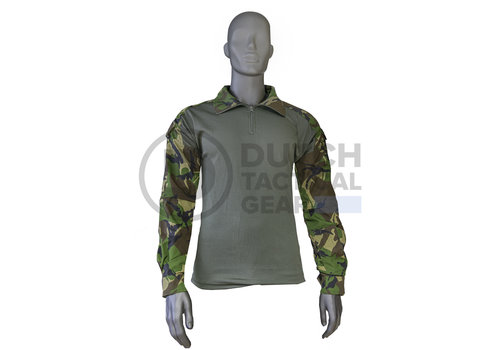 Dutch Tactical Gear Combat Shirt version 2 - NLD Woodland