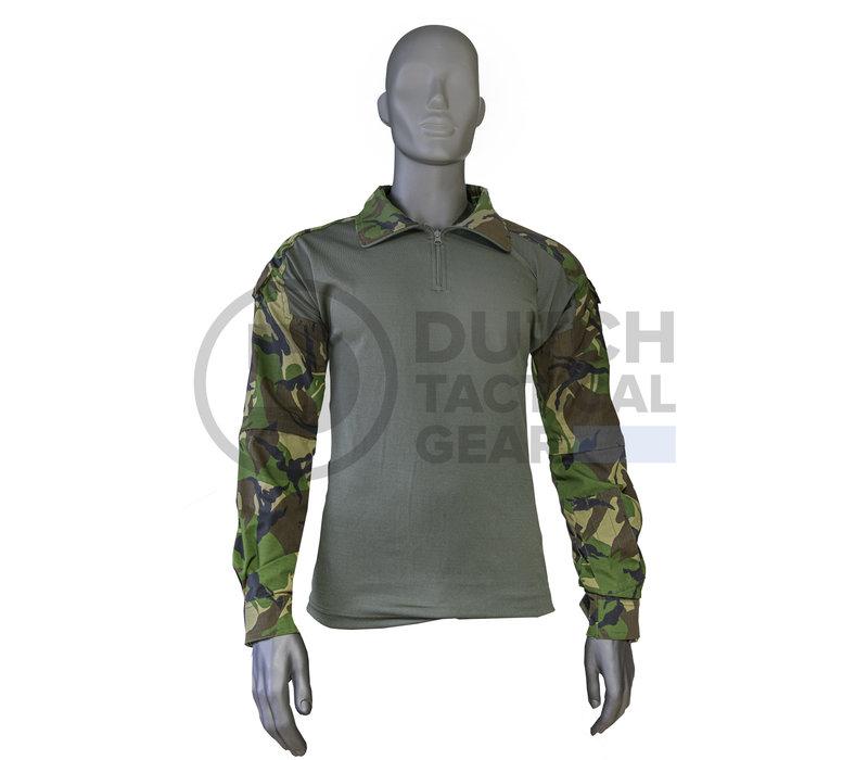 Combat Shirt version 2 - NLD Woodland