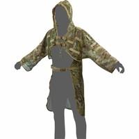 Concealment Vest Camo