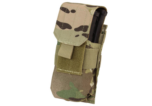 Condor MA5 Single M4 Mag Pouch - MultiCam