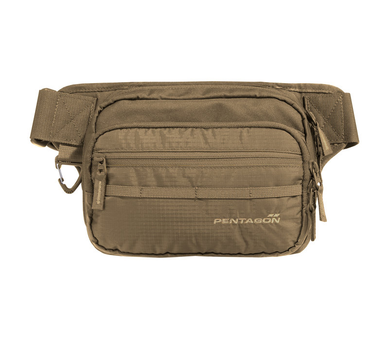 Runner Concealment Pouch - Coyote