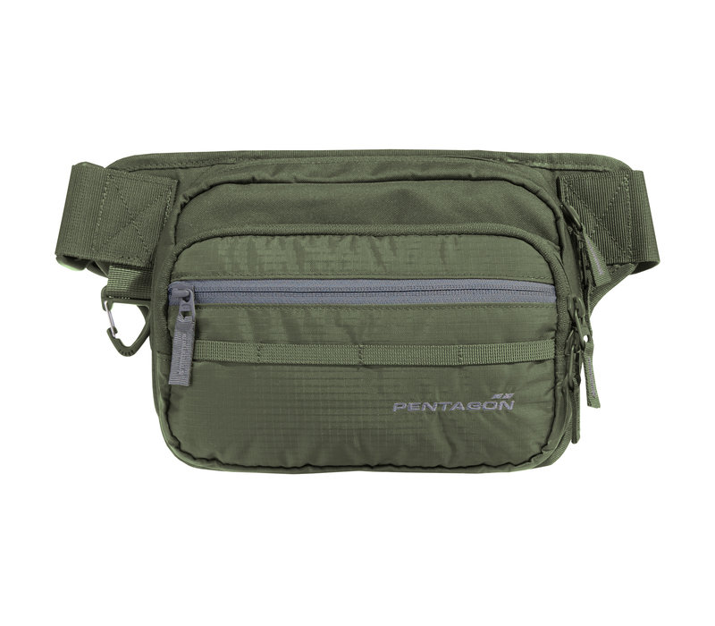 Runner Concealment Pouch - Olive