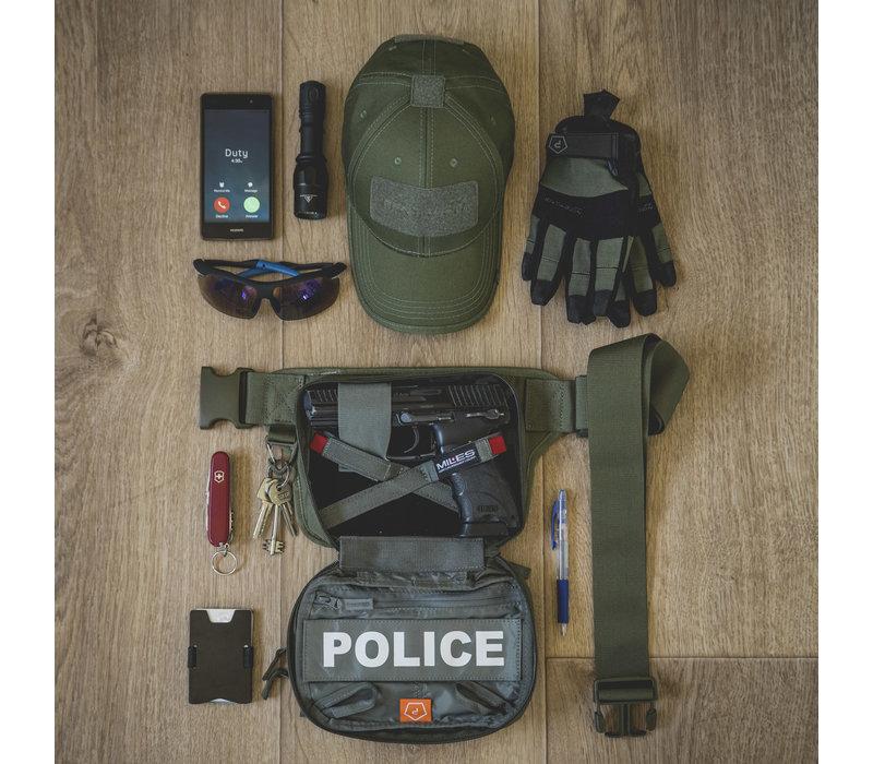Runner Concealment Pouch -  Black