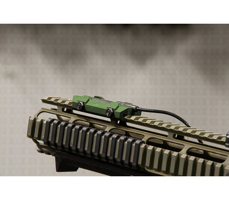 Tapeswitch mount - Olive Drab