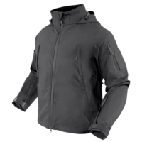 609 Summit Zero Lightweight Softshell Jacket - Black