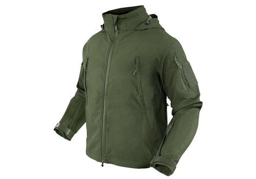 Condor 609 Summit Zero Lightweight Softshell Jacket - Olive Drab