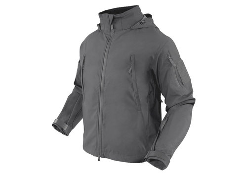 Condor 609 Summit Zero Lightweight Softshell Jacket - Graphite