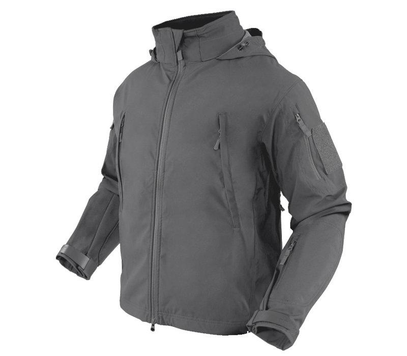 609 Summit Zero Lightweight Softshell Jacket - Graphite