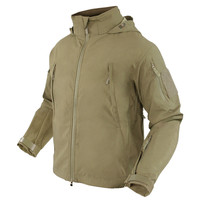 609 Summit Zero Lightweight Softshell Jacket - Coyote Tan
