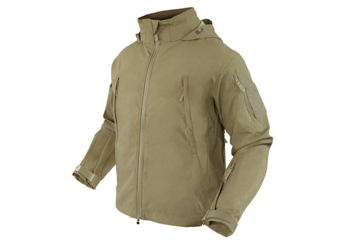 Condor 609 Summit Zero Lightweight Softshell Jacket - Coyote Tan