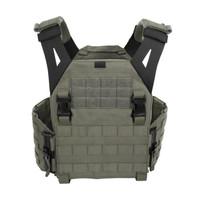 LPC Low Profile Carrier V1 Solid Sides - Ranger Green