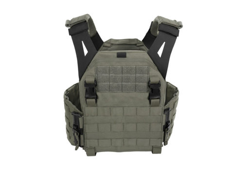 Warrior LPC Low Profile Carrier V1 Solid Sides - Ranger Green