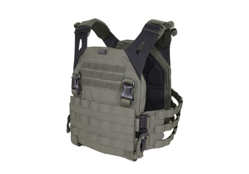Warrior LPC Low Profile Carrier V2 ladder Sides - Ranger Green