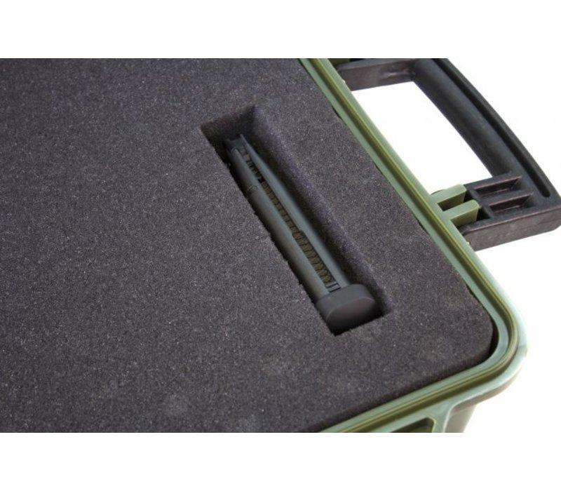 XL Hard Case  - PnP Foam - Green