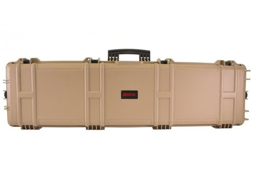 Nuprol XL Hard Case -  PnP Foam - Tan