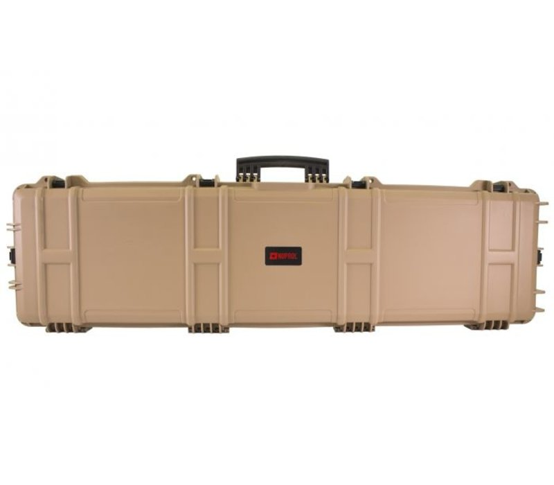 XL Hard Case -  PnP Foam - Tan