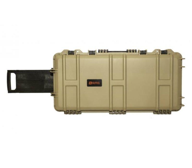 Medium Hard Case - PnP Foam - Tan