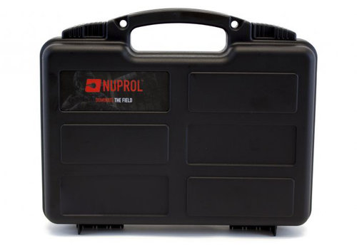 Nuprol Small Hard Case -  PnP Foam - Black
