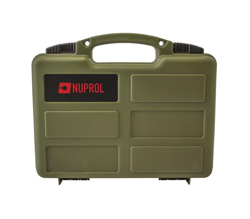 Small Hard Case -  PnP Foam - Green