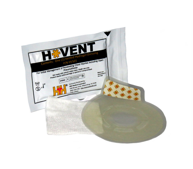 H*vent Chest Seal (2 pieces)
