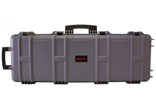 Nuprol Large Hard Case -  PnP Foam - Grey