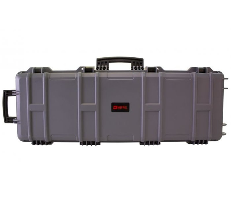 Large Hard Case -  PnP Foam - Grey