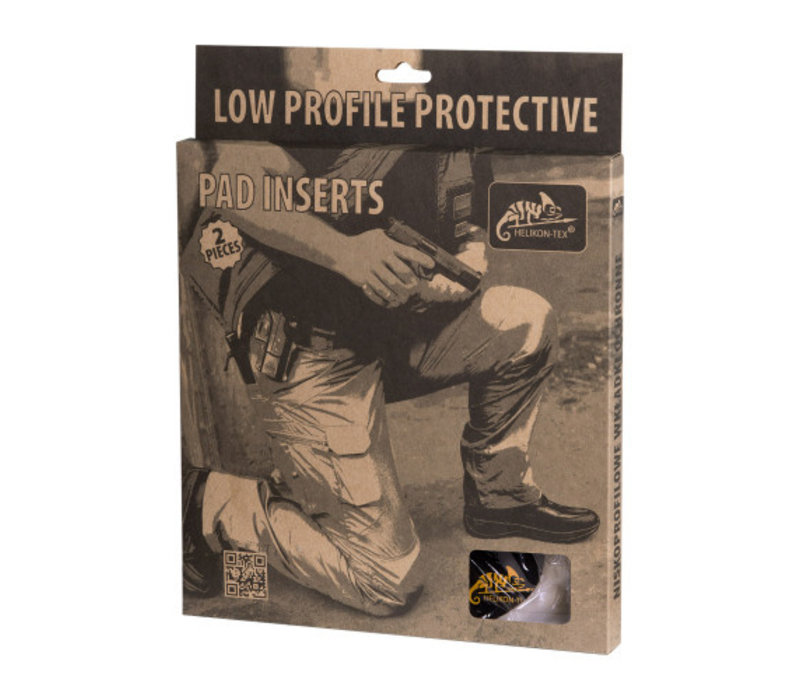Low Probile Protective Pad Inserts