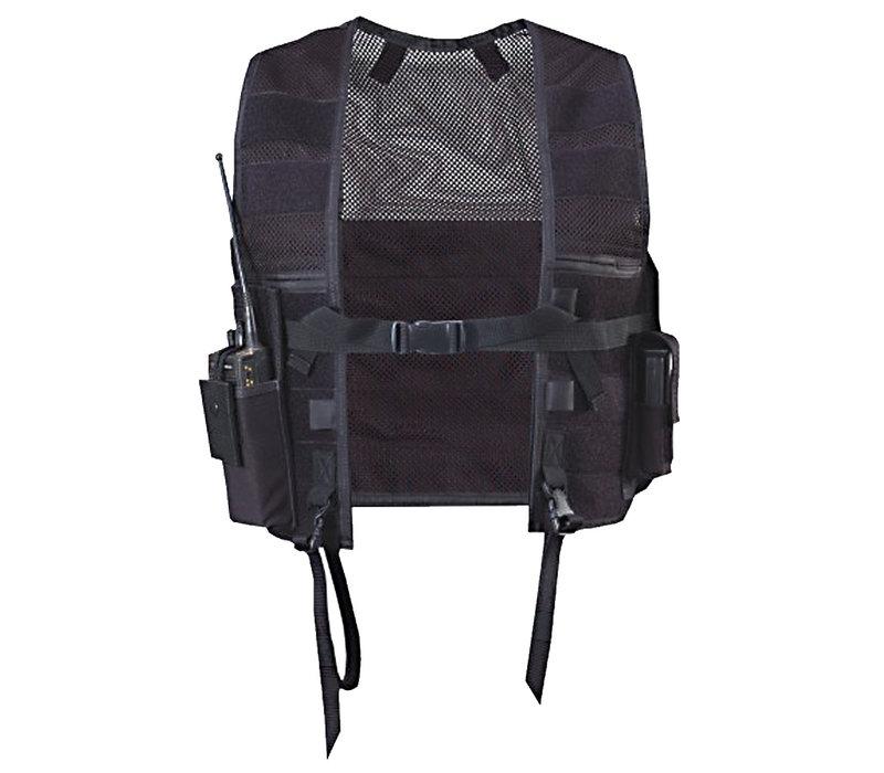 Mesh Concealment Vest - Black