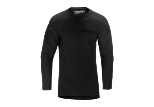 Claw Gear Instructor Shirt MK II LS - Black