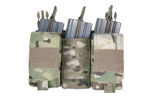 Warrior Detachable Front Panel MK1 – Multicam