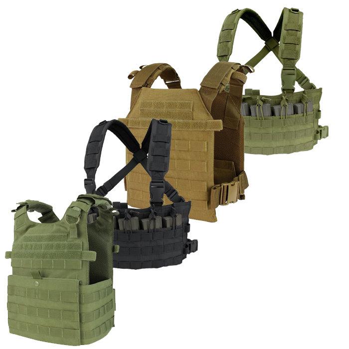 Vests and Platforms