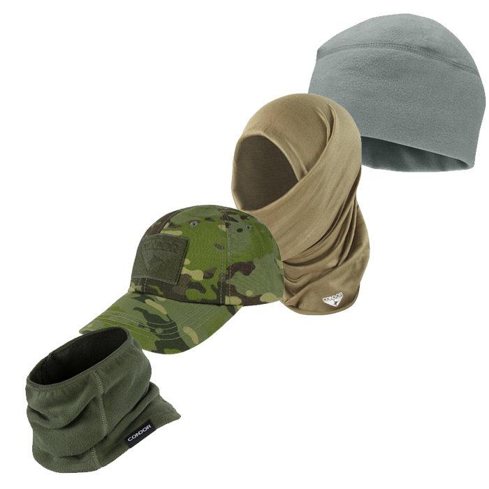 Headwear and Neckwear