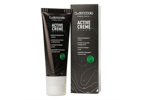 Lowa Active Cream Black Edition