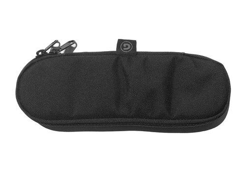 Dutch Tactical Gear Horizontale Handboeien Pouch Velcro - Black