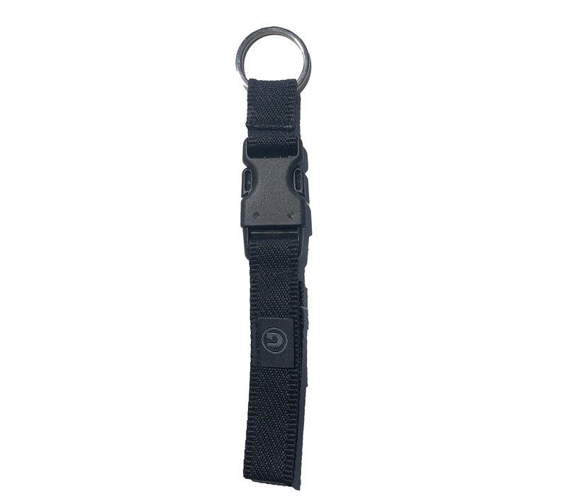 Hanger voor boeien sleutel ontkoppelbaar voor koppel