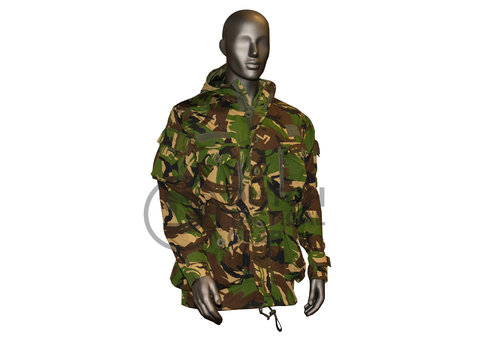 Dutch Tactical Gear Smock Jacket - NLD Woodland