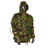 Smock Jacket - NLD Woodland