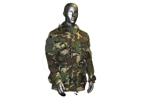 Dutch Tactical Gear Smock Jacket - US Woodland