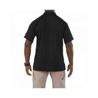 Performance Short Sleeve Polo - Black