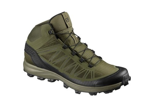 Salomon Speed Assault - Olive Night / Black