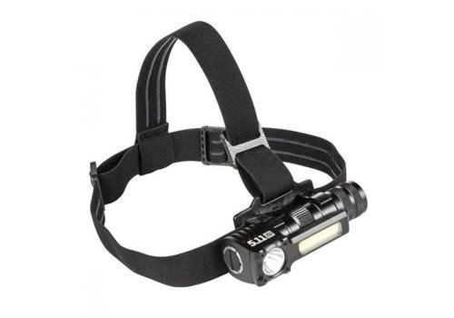5.11 Tactical Response HL XR1 Headlamp - Black