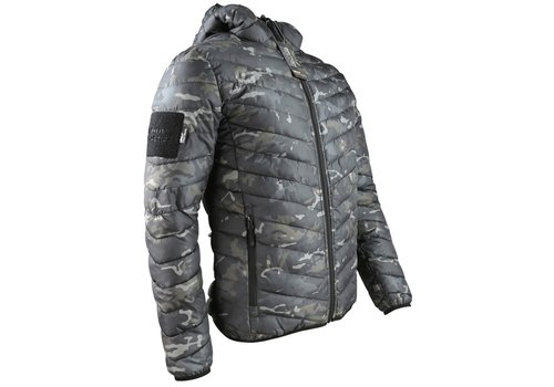 Xenon Jacket - BTP Black / Black